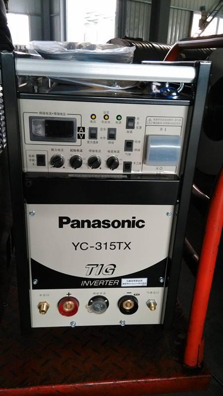 松下电焊机-深圳松下氩弧电焊机型号YC-315TX3逆变直流氩弧焊机