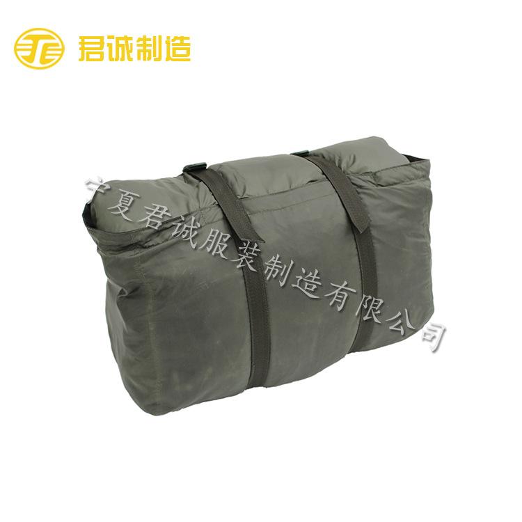 01睡具系统温区野战执勤绿信封式睡袋