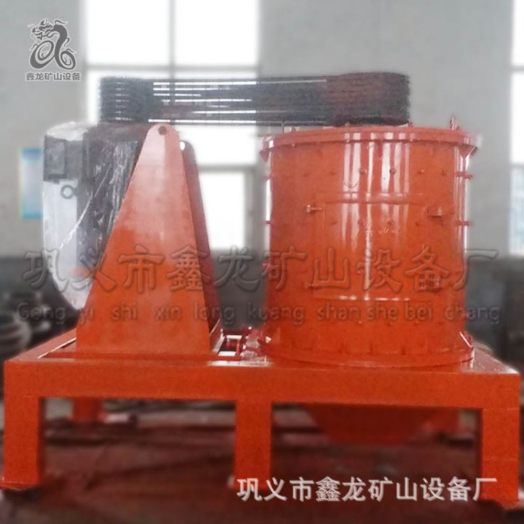 制砂机原理 鹅卵石制砂机 数控立轴制砂机