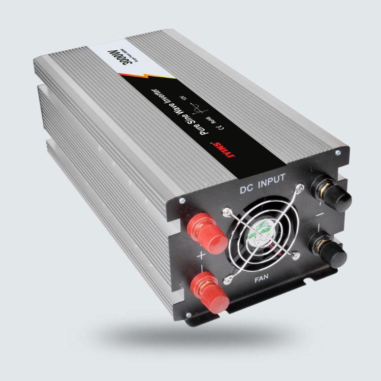 3000w离网逆变器 纯正弦波24v机房可带空调冰箱光伏逆变器