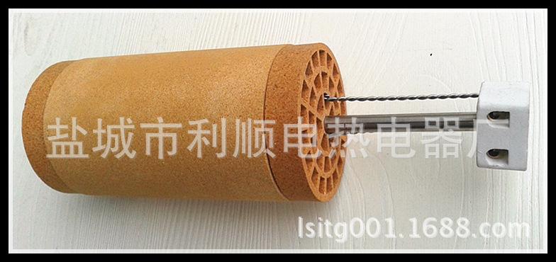 代替230V 2000W 陶瓷发热芯 发泡机加热芯 蜂窝加热芯 陶瓷加热芯