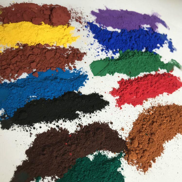 厂家供应 一品颜料 氧化铁颜料 着色率强 无机颜料4920