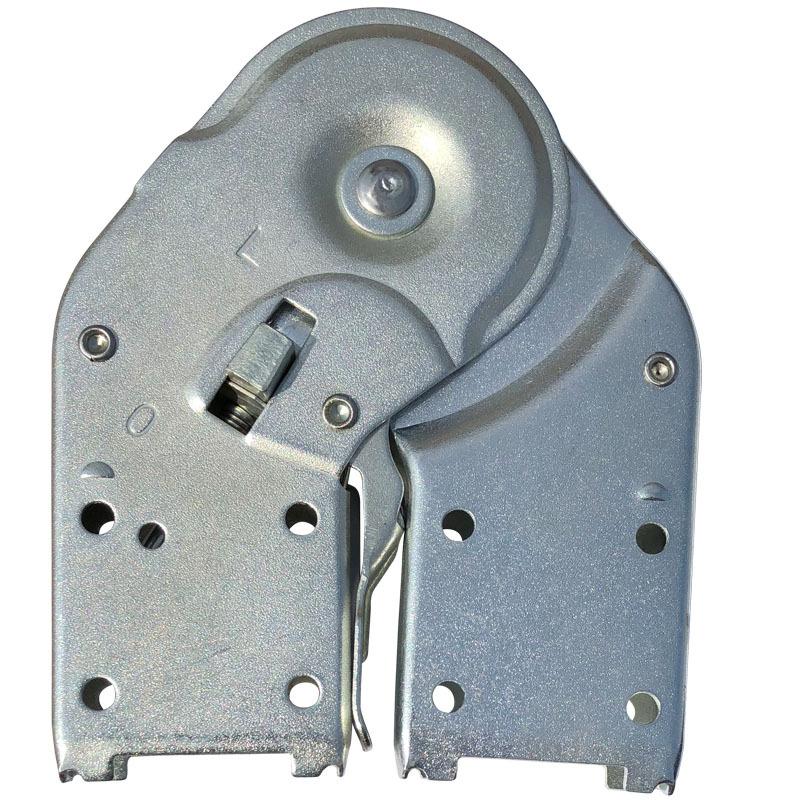 厂家直销25x63小关节多功能折叠工程梯家用梯铝梯铁梯子合页配件