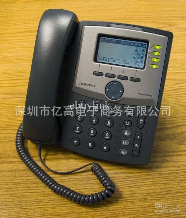 清仓价网络电话机SPA921 SPA941 SPA942 SPA962 SPA504G SPA508G