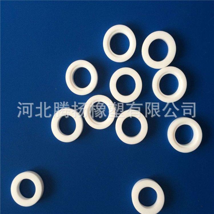 厂家直销PA6环保尼龙垫片  塑料平垫圈  耐磨尼龙垫圈