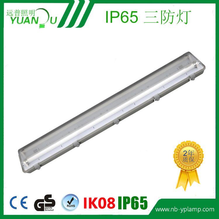 1.2米双管三防灯 LED三防灯 T8三防灯 IP65三防灯 厂家直销