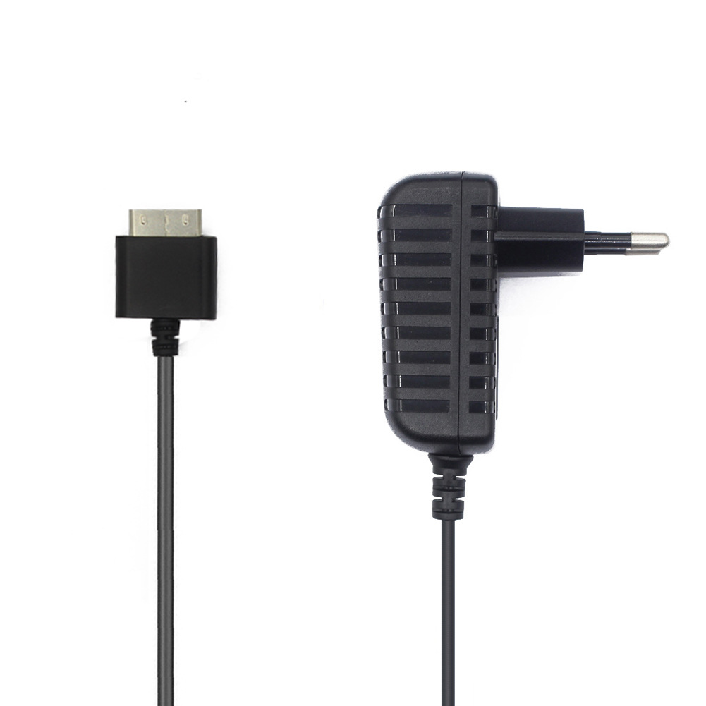适用于SONY索尼PSP Go游戏机充电器欧规适配器5V1A开关电源