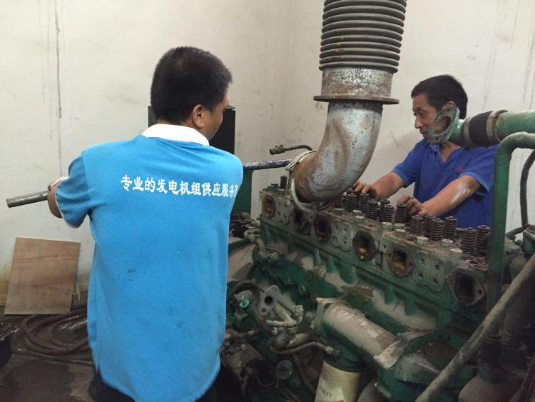 东莞深圳惠州地区上门维修保养二手发电机组 深圳发电机维修公司
