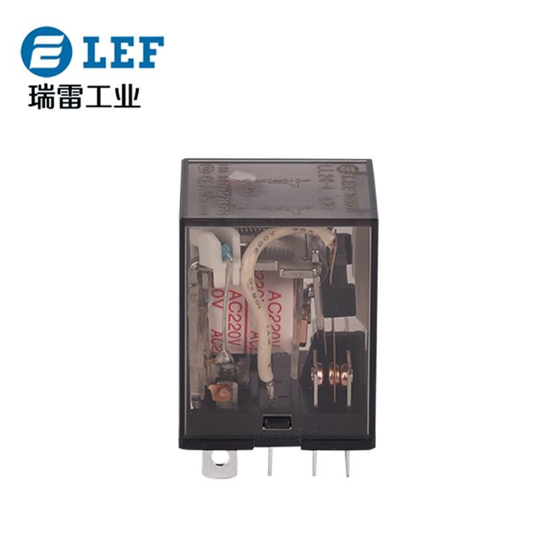 厂家直销中间继电器LL2C 电磁小型中间继电器 电磁继电器加工
