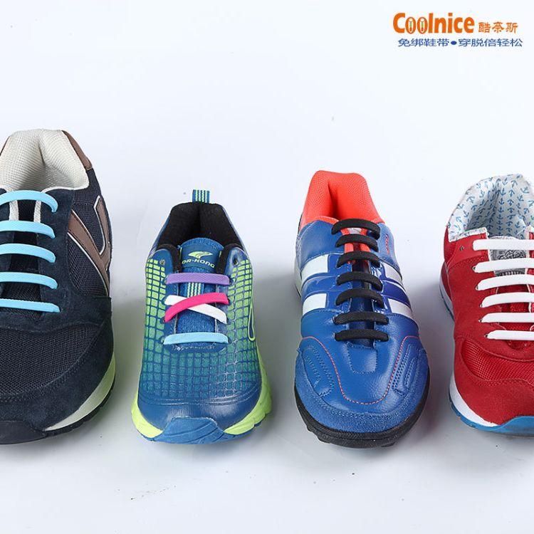 样品 礼品厂家 男女通用热卖款硅胶懒人产品鞋带硅胶礼品 批发