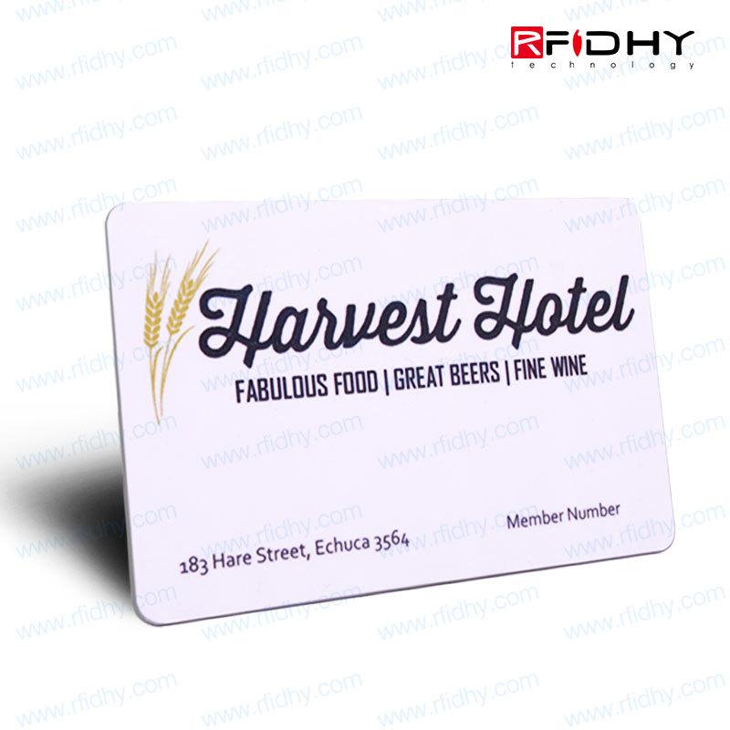 RFID卡,上海RFID智能卡生产商,适用于会员储值消费管理系统
