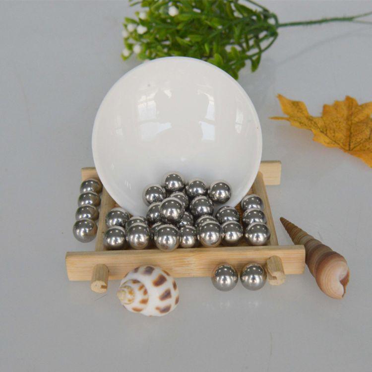 201不锈钢钢球滚珠 厂家直销轴承压缝弹珠实心硬质合金球弹弓搅拌