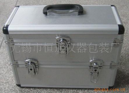 供应铝合金医药箱 铝合金箱 药品收纳箱 药片防潮箱 手提医疗箱