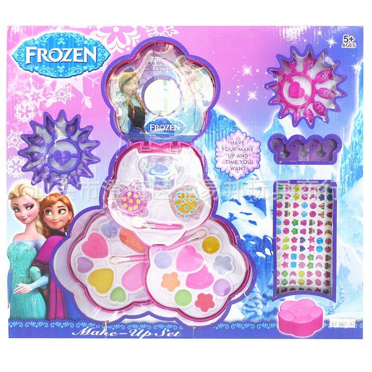 儿童化妆品玩具套装 party舞会女孩化妆玩具过家家彩妆 厂家批发