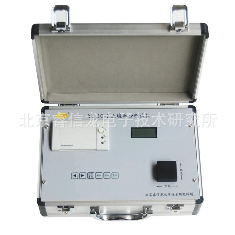 厂家供应 RL-2C-2土壤电阻率测试仪 土壤温湿度测试仪