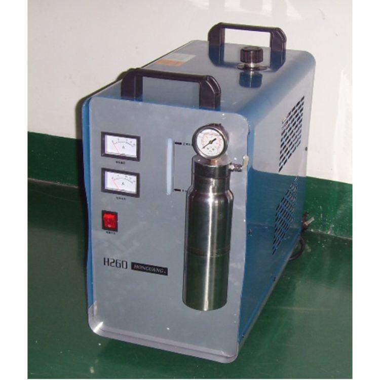 宏光H260亚克力火焰抛光机水焊机氢氧弧焊机适合工厂大批量加工