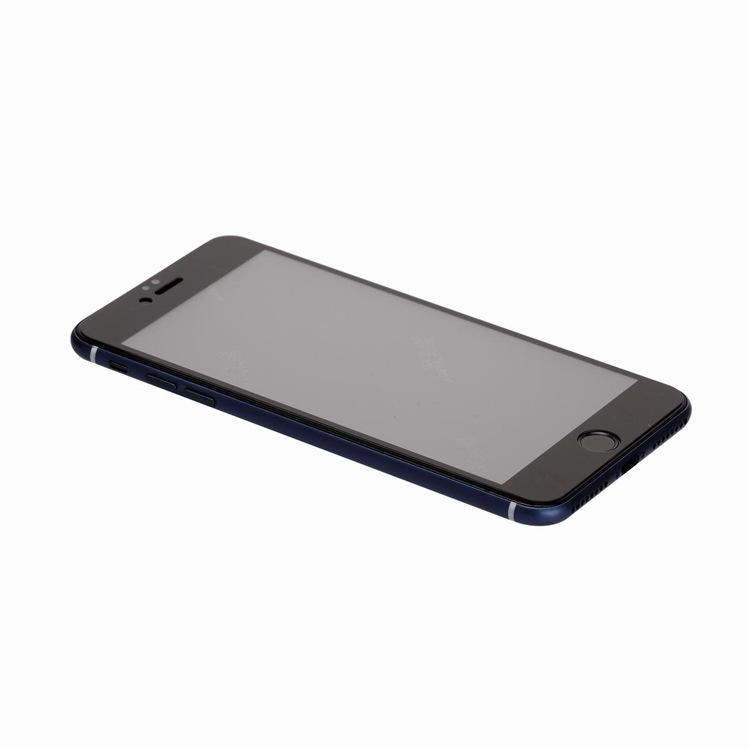 适用iPhone 6s plus钢化膜 磨砂防刮防指纹全面屏iPhone7钢化膜