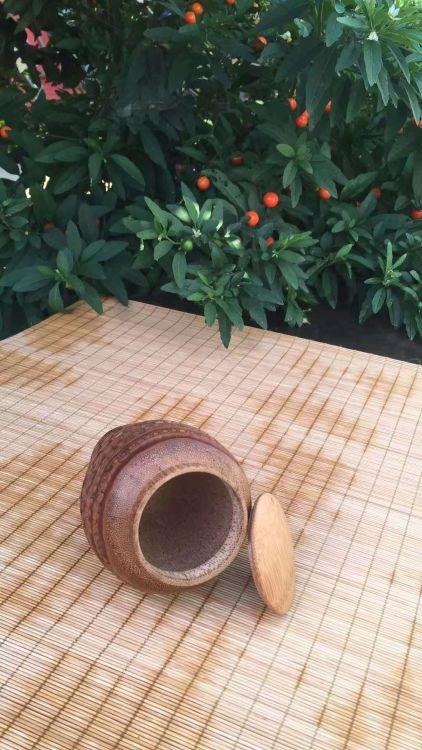 竹根茶叶罐 工艺品竹制 竹根茶叶罐价格合理专业生产