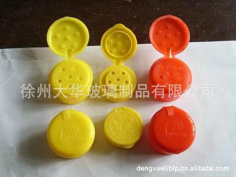 大華 長期供應各種規格高強度塑料蓋子塑料內塞