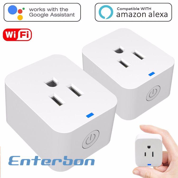 智能插座 wifi 智能插座 亚马逊alexa 智能插座欧规 智能插座外壳