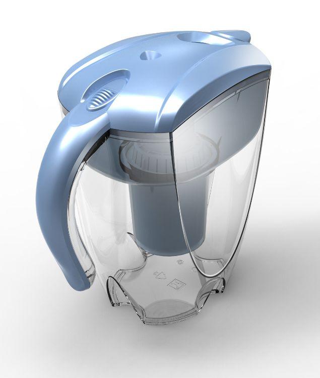 弱碱性能量水壶 矿物质微量元素 厂家直销 滤水杯 ehm-wp5仪健