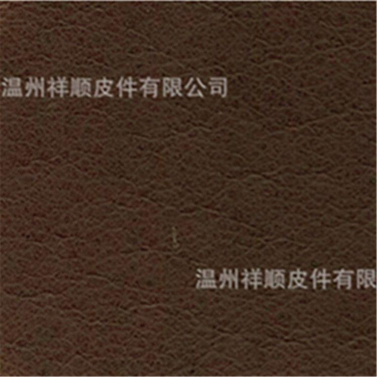 厂价供应 DK.BROWN/G1011深棕色猪皮头层 头层深棕A鞋里革