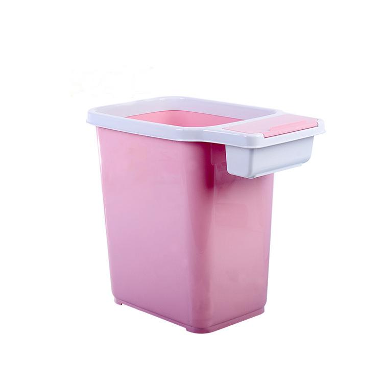 注塑产品模具加工厂家生产 日用塑料制品PP垃圾桶 开模定制