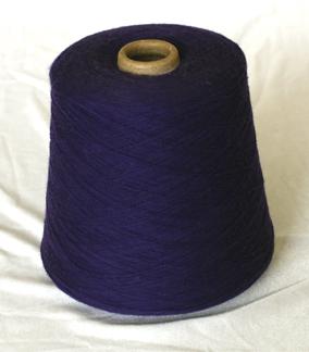 青海雪舟厂家直销18s/2牦牛绒羊毛混纺纱线手感柔软贴身保暖