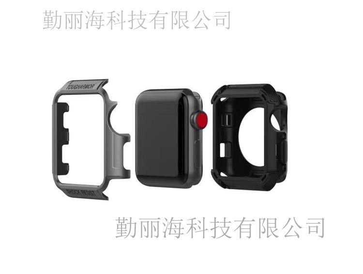 适用于苹果手表3代表壳 Apple watch保护壳 tpu硅胶iwatch手表壳