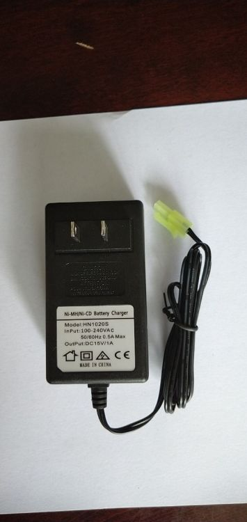 智能型NIMH/NICD电池充电器