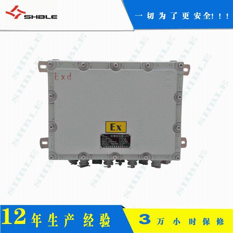 上海宝临 厂家直销 BXJ51防爆接线箱接线盒(IIB、IIC、e、DIP)