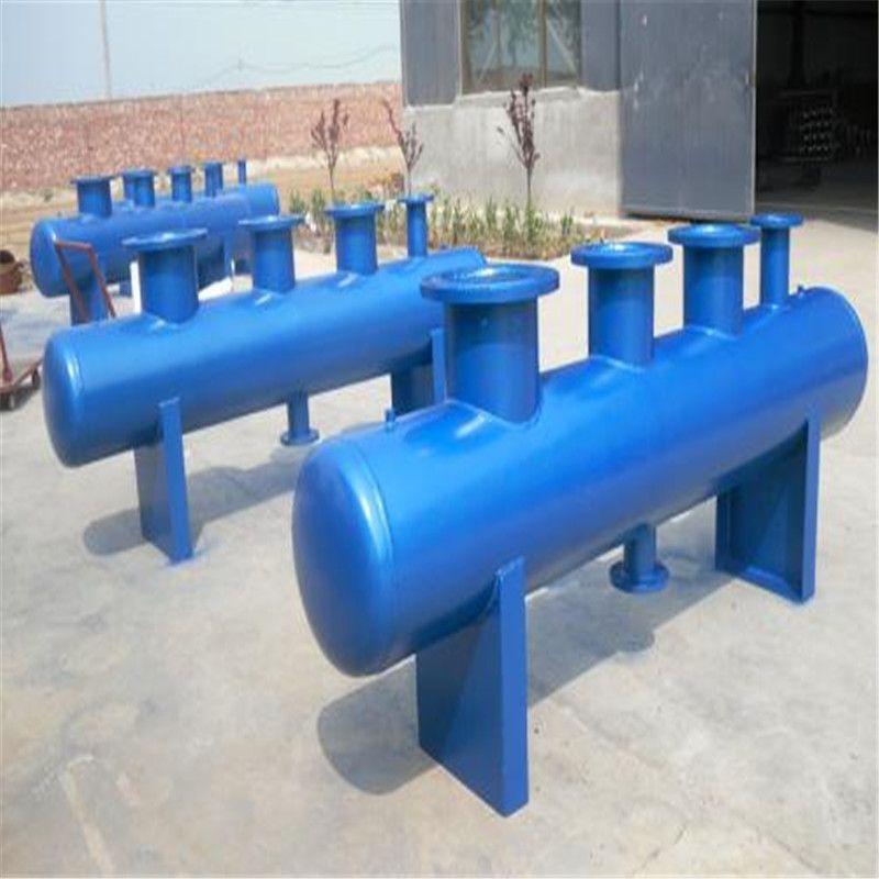 中央空调分集水器锅炉分集水器碳钢分集水器