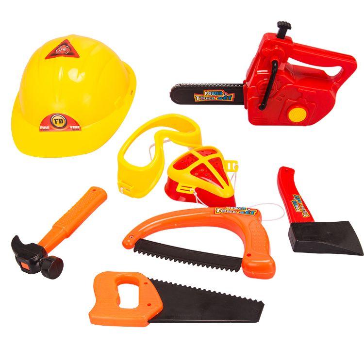 厂家直销儿童仿真维修工具过家家益智宝宝修理拆装工具箱组合套装