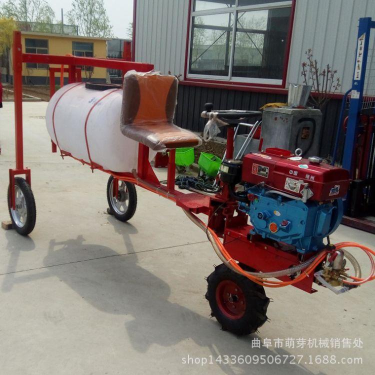 厂家直销高品质自走式打药机 农用三轮打药机新型植保机械