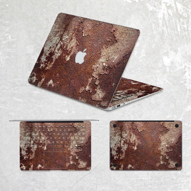 适用苹果笔记本Air 贴膜MacBookPro外壳彩纸11 12 13 15厂家直销