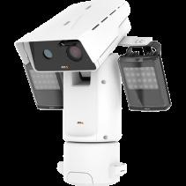 安讯士AXIS Q8742-E 室外云台定位双头摄像机