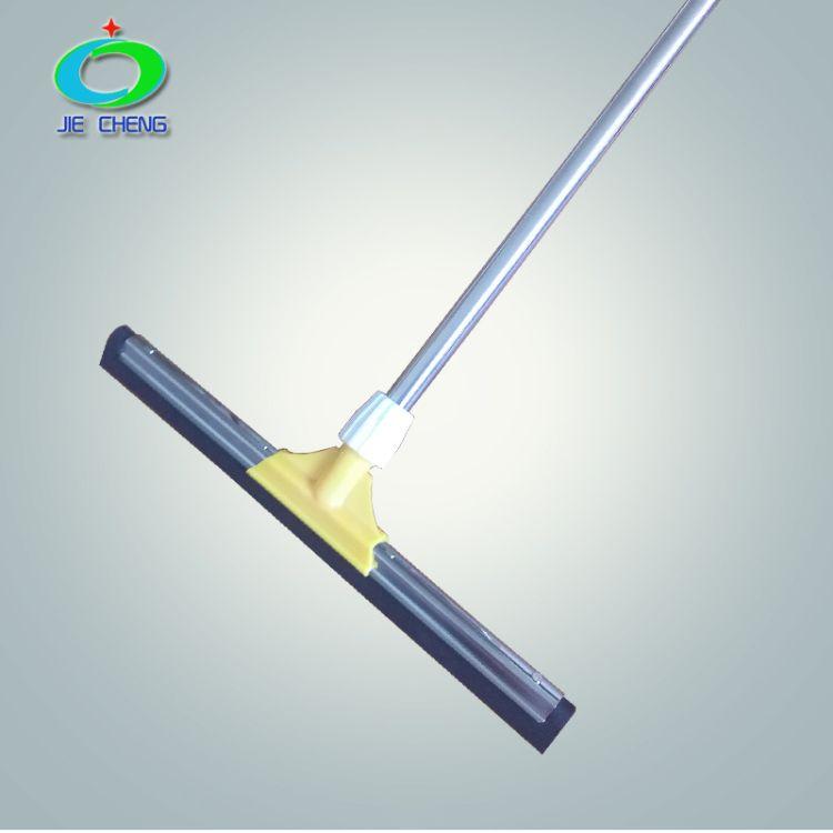 厂家供应塑料头地刮刮水器不锈钢管推水器地板清洁器泡沫头玻璃刮