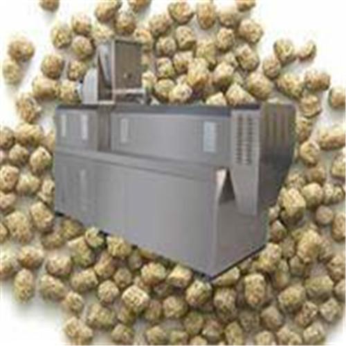 时产一吨大产量鱼饲料设备 鱼饲料加工机器