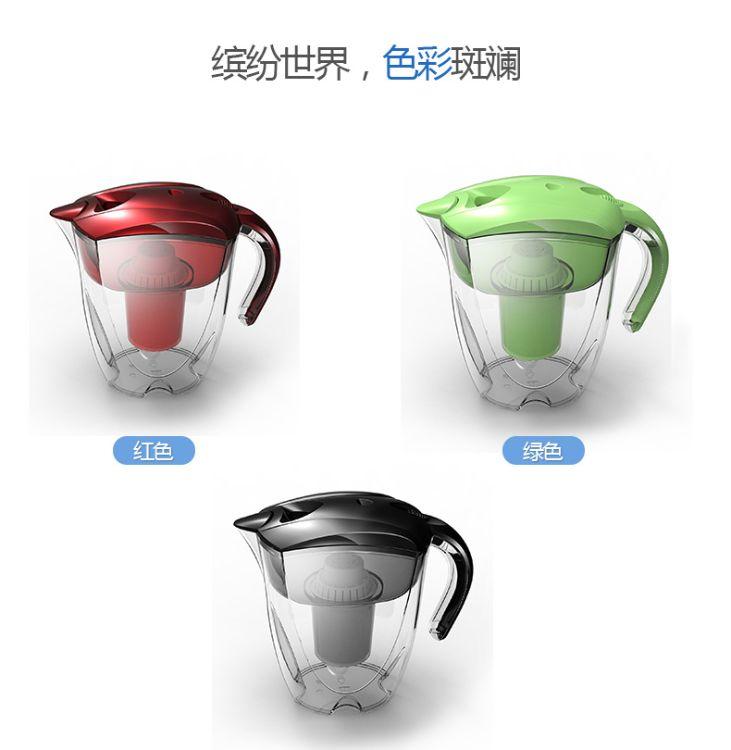 健康礼品厂家直销能量水壶  碱性净水壶 3.5L家用过滤水壶WP5