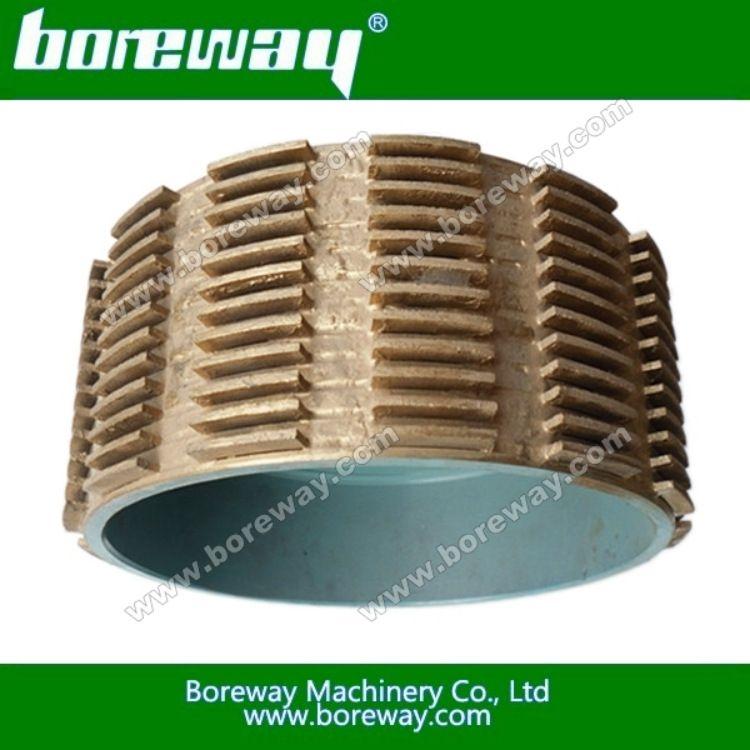 厂家供应石材用金刚石异型成型轮 成型精确锋利耐用的成型轮