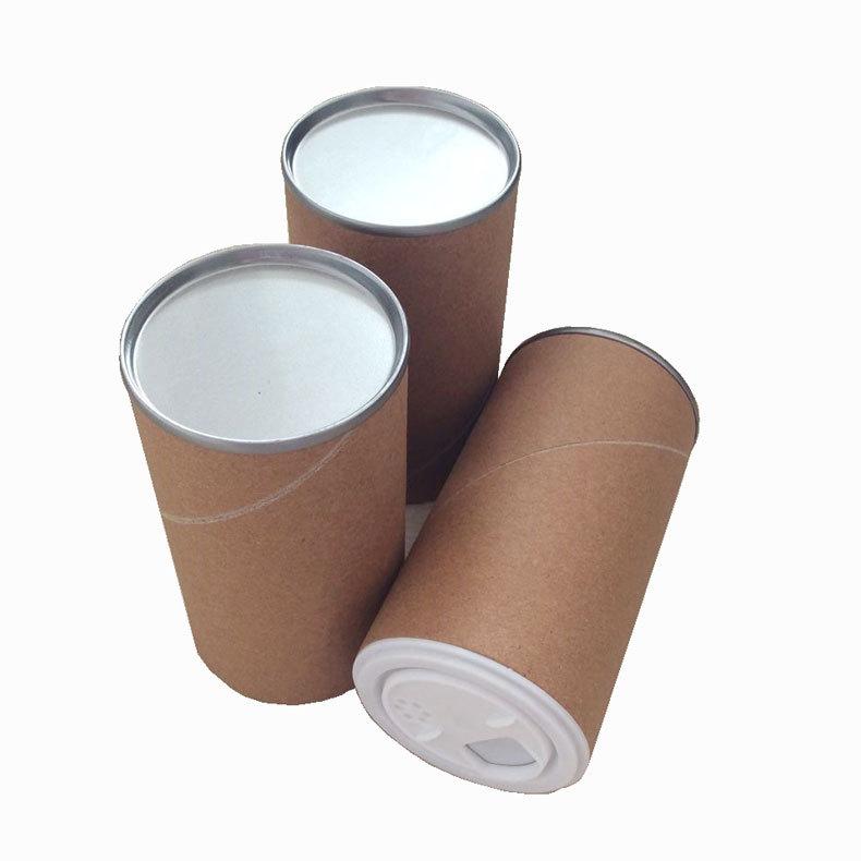 定做食品罐子 盐 味精 调味道 干果 厂家定制高档精美内铝箔纸罐