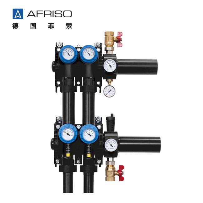 AFRISO德国菲索塑料分集水器 GT90