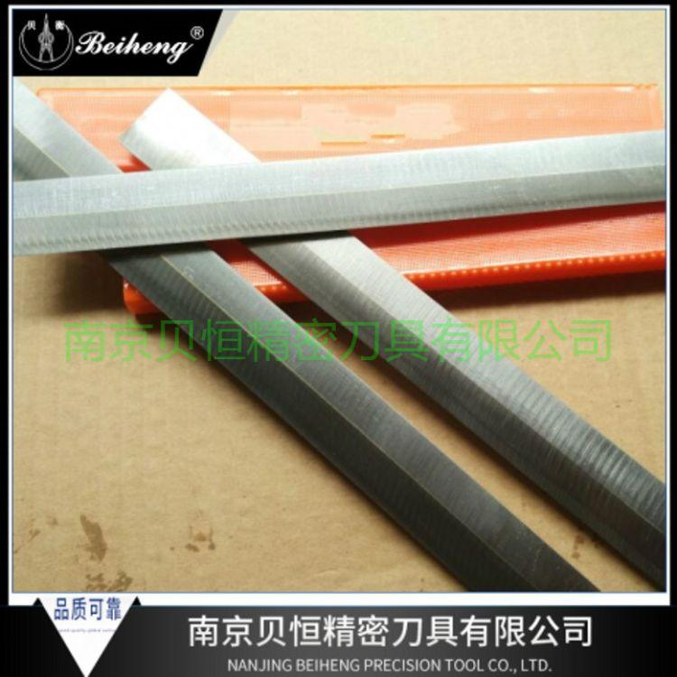 厂家直销合金木工平压刨刀 高速钢刨刀片规格齐全现货供应