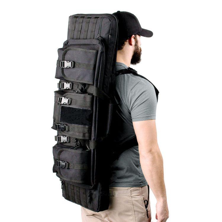 indepman户外狩猎背包防水槍包射击工具包 36寸枪包跨境槍包现货