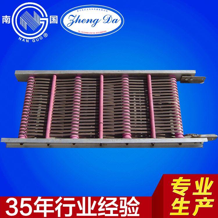 厂家供应 QZD220框架式电加热器     整体热处理电加热器