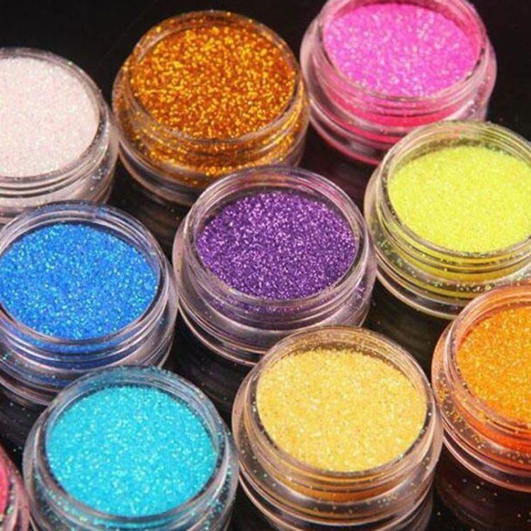 厂家供应环保PET金葱粉 耐高温涂料用真石漆闪光金粉 耐酸碱葱粉