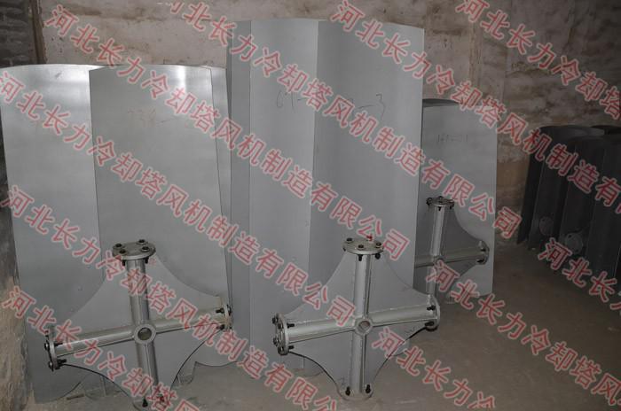 多叶片轴流式风叶 厂家直销 优质良机原装铝合金风机