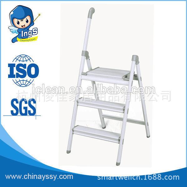 折叠铝梯 家用移动梯 四步加厚人字梯 安全稳固 品质出口