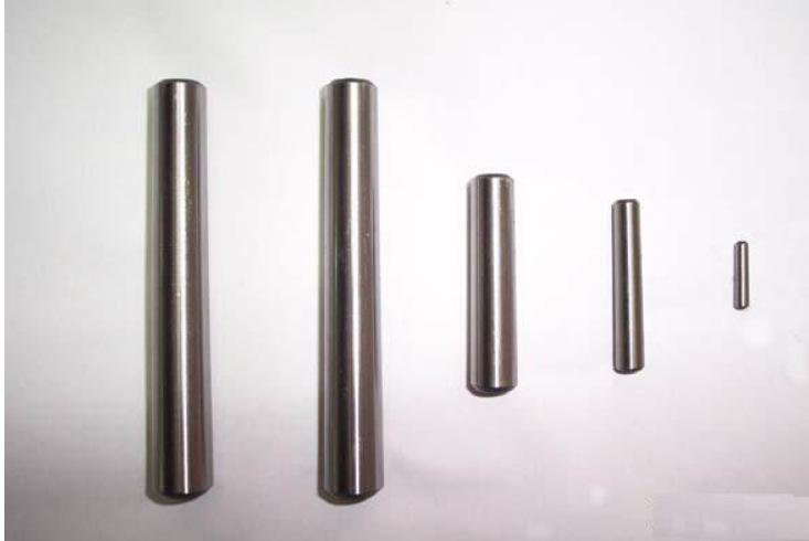 GB117高强度定位圆锥销 精磨带锥度销钉斜度固定销子规格厂家批发