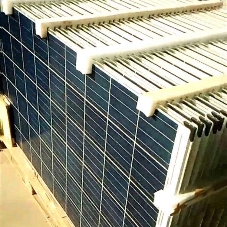 长期回收上海拆卸组件 降级太阳能电池板 库存光伏板回收 实力商家_聚纳光伏